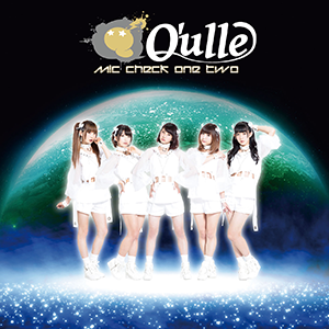 1st Single「mic check one two」