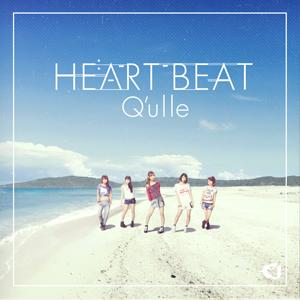 3rd single「HEARTBEAT」