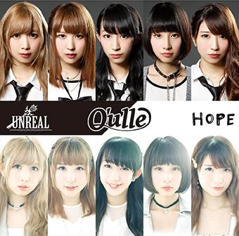 4th Single「UNREAL/HOPE」